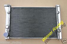 For VW CORRADO G60 1.8L 8V W/O AC MT 1988-1995 ALUMINUM RADIATOR