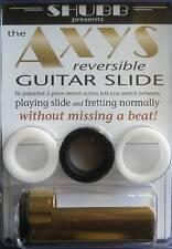 Shubb AXYS Reversible Guitar Slide, Swivel Action, AX