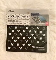 Daiso Disney Mickey Mouse Nonslip Mat 14cmx11.8cm(5.6inx4.6in)