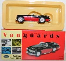 Véhicules miniatures Vanguards pour Austin