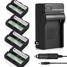 NP-FM500H Battery for Sony Alpha SLT-A57 A58 A77 A99 A200 DSLR-A350 + Charger