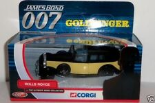 James Bond Rolls-Royce Diecast Cars, Trucks & Vans