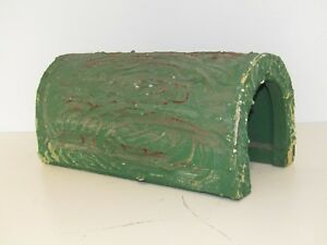 Vintage Mountain Tunnel For Train Gage S Wood Good Condition