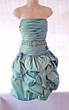 Forever Yours Strapless Prom/Formal Dress Green Style #A919191 NWTG