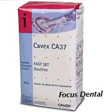 Cavex Ca37 Dental Dust Free Mint Impression Material Alginate Fast Set Aa075