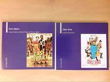 LOT 2 DVD / CHEZ GINO + CASE DEPART / THOMAS NGIJOL / TRES BON ETAT