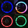New Safe Bright Bike Bicycle Cycling Car Wheel Tire Tyre Led Spoke Light Lamp KY