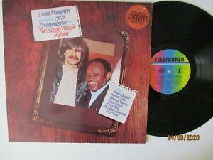 "LP - LIONEL HAMPTON - AXEL ZWINGENBERGER - THE BOOGIE WOOGIE ALBUM "" WASHED """