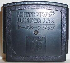 OFFICIAL Nintendo 64 N64 Jumper Pack Pak Authentic Original OEM Genuine NUS-008