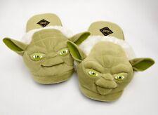 Disney Star Wars Jedi Master Yoda Unisex Plush Medium Polyester House Slippers