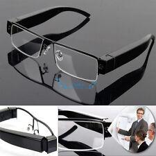HD 1080P SPY Hidden Glasses Camera Eyewear Video Recorder Eyeglass DVR +Free 8GB