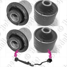 FRONT LOWER CONTROL ARM BUSHING&STRUT ROD BUSHING FOR 1995-2000 LEXUS LS400 PAIR