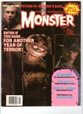 WoW! Monsterland #8 Psycho III! House! Beauty & The Beast! Nightmare On Elm II!