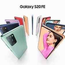 Samsung Galaxy S20 FE 5G 128GB Dual-SIM Smartphone (verschiedene Farben) NEU/OVP