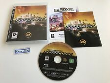 Need For Speed Undercover - Sony PlayStation PS3 - PAL UK - Avec Notice