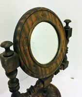 Eastlake Vanity Mirror Lovely Antique Wooden Aesthetic Movement Victorian Era