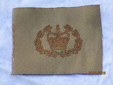 Rango distintivo: warrant officer 2, per Desert Giacca, GB