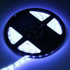 5M 16FT 3528 SMD Waterproof 300 LEDs Flexible Light Sticky Strip 12V WT