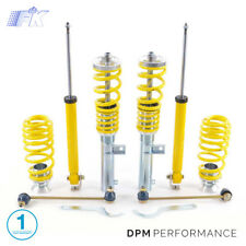 FK Coilover Kit Audi A3 8P Mk2 AK Street Suspension 55mm Front Strut Diameter