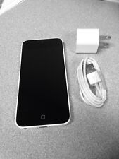 Apple iPhone 5c - 16GB - White (AT&T) Smartphone Clean ESN