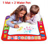 Kids Babys Education Toys Water Drawing Painting Writing Mat Board Magic Pen Set