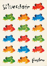 POSTER: MUSIC:  SILVERCHAIR - FROGSTOMP - 15 FROGS -    FREE SHIPPING !  RC44 L
