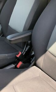 Center Armrest Leather Smart Fortwo 451 Since 2007 Adjustable ABE Slightly