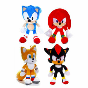 Sonic The Hedgehog 12-Inch Plush *Choose Your Favourite*