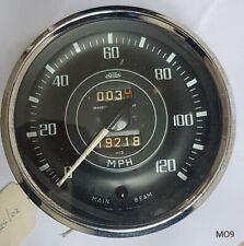 Triumph TR4, TR4A Jaeger Speedometer (Flat glass) 209182