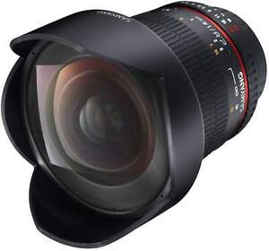 Samyang 14mm F2.8 UMC II Sony FE Full Frame Camera Lens