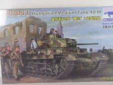 Turan I Panzer 40 M  Ungarn  - Bronco Bausatz 1:35 - 35120  #E