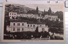 Cartolina Roma Palestrina Villa Aide  viaggiata 1940       19/1/16