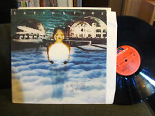 Earth & Fire To The World of the Future Dutch Psych Prog 1975 Polydor import LP!