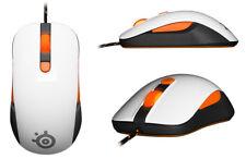 SteelSeries Kana V2 Mouse, 3200DPI, White (62262)