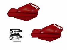 Powermadd Trail Star Hand Guards Handguards Mount Kit Red Polaris ATV 34102