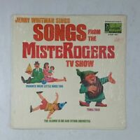 JERRY WHITMAN Sings Songs From The Mister Rogers T.V. Show STER1351 LP Vinyl VG+
