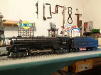 "Lionel Postwar 671 PRR Turbine Loco Smoke Bulb ""1946""& 6466W Tender serviced ! !"