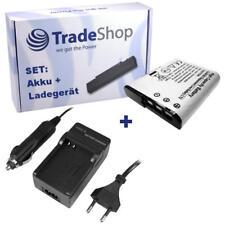 Batterie + Chargeur pour sony cybershot modèles dsc-w-100b dsc-w-100s dsc-w-110b dsc-w-110s