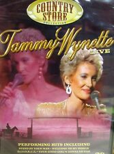 Tammy Wynette LIVE CONCERT NEW! DVD, Orlando Florida, Stand By your Man,Divorce