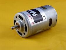 Elektromotor MIG 700 Turbo Torque 12V (6-24V), für Schiffe, Kettenfahrzeuge usw.