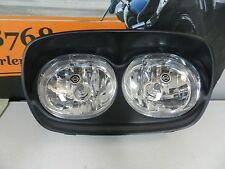 Harley Davidson New Road-Glide Dual Headlight And Trim