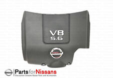 Genuine Nissan Titan Armada NV3500 Top Manifold Plenum Engine Cover NEW OEM