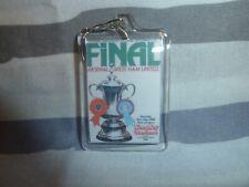 XY000080 West Ham United 1980 FA CUP FINAL Key Ring