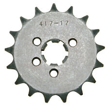 Kawasaki KMX200 front sprocket 428 pitch 17t (86-03) for original fitment chain