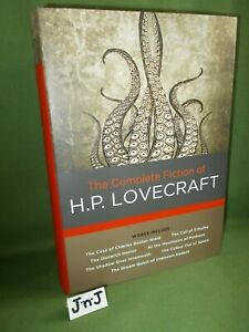 THE COMPLETE FICTION OF H P LOVECRAFT HARDBACK 2016