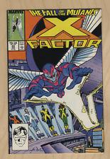 X-Factor #24 (Jan 1988, Marvel) KEY ISSUE NM 9.2-9.4 1st App Archangel