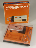 PRL) AGFA AGFAMATIC 1000S POCKET SENSOR FOTOCAMERA COLLEZIONE COLLECTION