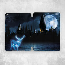 Harry Potter Deer Hogwarts Smart Case For iPad Pro 12.9 11 10.5 9.7 Air Mini 3 2