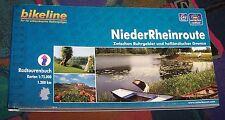 NiederRheinroute - Ruhrgebiet zur holländischen Grenze - # bikeline, Esterbauer