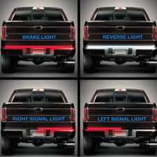 60 Inch Sequential Turn Signal Flash Strobe Brake Stop LED Tailgate Light Bar